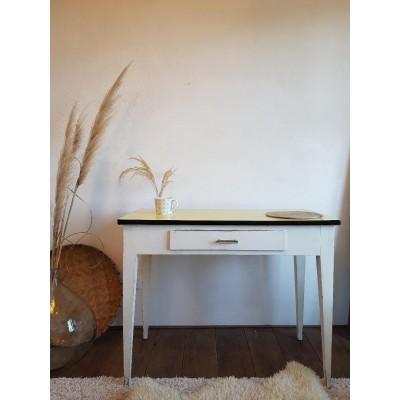 Table de cuisine -bureau années 50