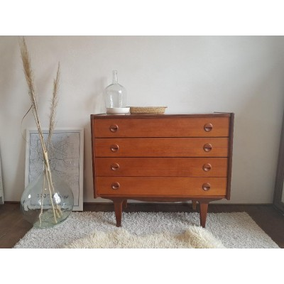 Commode scandinave vintage