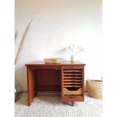 Bureau années 50 - meuble de métier