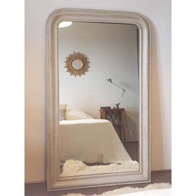 Miroir Louis Philippe ancien 138 x 84