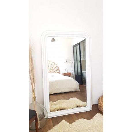 Grand miroir Louis Philippe 154 x 93
