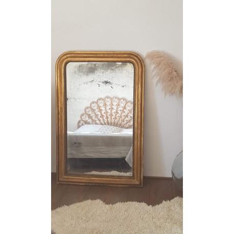 Miroir Louis Philippe ancien 119 x 78