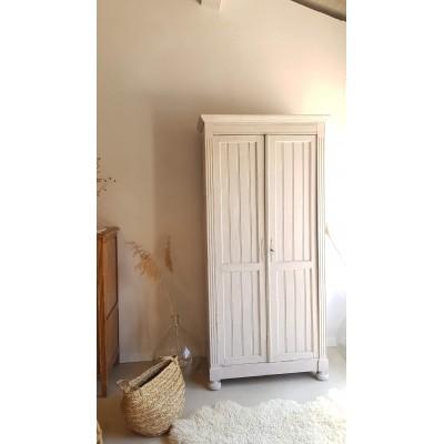 Armoire parisienne ancienne 2 portes