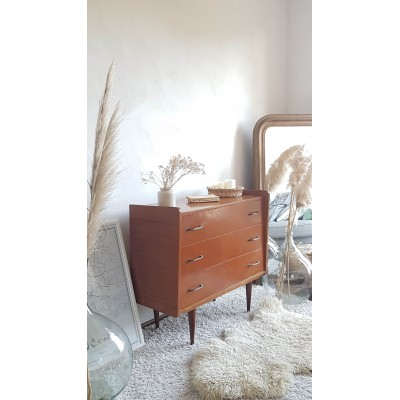 Commode -coiffeuse années 60 - 70