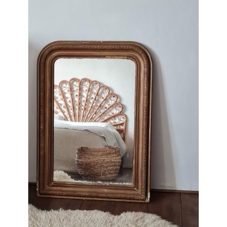 Miroir Louis Philippe ancien 89 x 65